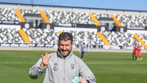 Entrenador CD Badajoz