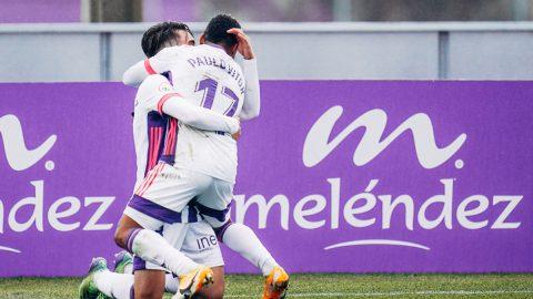 Real Valladolid Promesas - UP Langreo