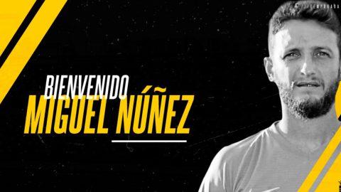 Miguel Núñez fichaje