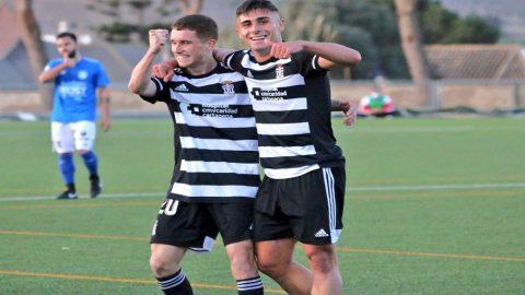 Teddy y Santisteban FC Cartagena B