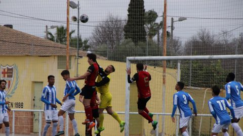 CAP Ciudad de Murcia - Lorca FC