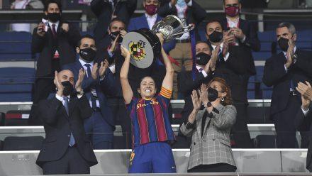 FCB Femení Copa del Rey