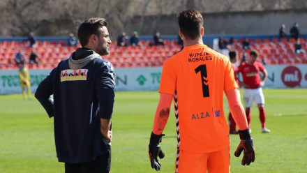 Jorge Martín y Aarón
