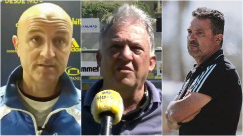 UD Tamaraceite, Las Palmas Atlético y CD Marino
