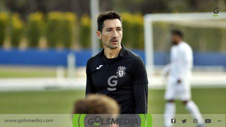 Raúl Casañ entrenador Peña Deportiva