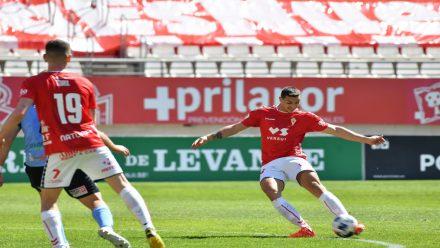 Adrián Fuentes Real Murcia CF