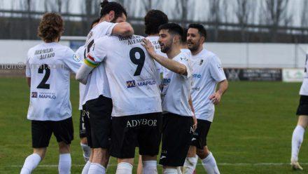 alfaro celebracion gol tercera riojana