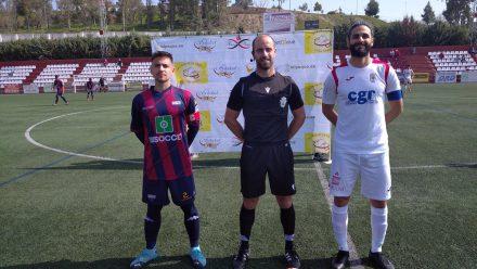 Capitanes Extremadura y EMD Aceuchal