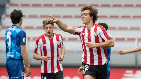 Bilbao Athletic - CD Laredo