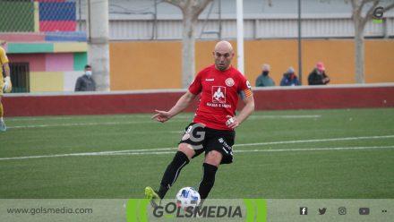 Luis Ortiz, jugador FC Jove Español