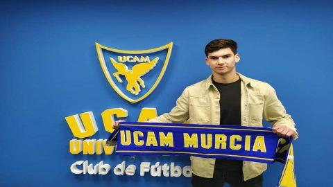 Mariano Carmona UCAM Murcia CF