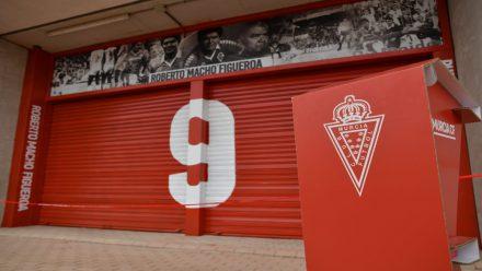Puerta Figueroa Real Murcia CF