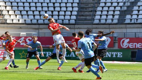 Real Murcia CF - CD El Ejido 2012