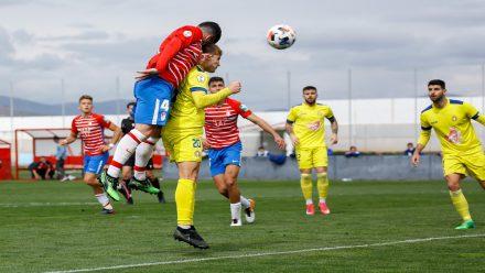 Recreativo Granada - Lorca Deportiva
