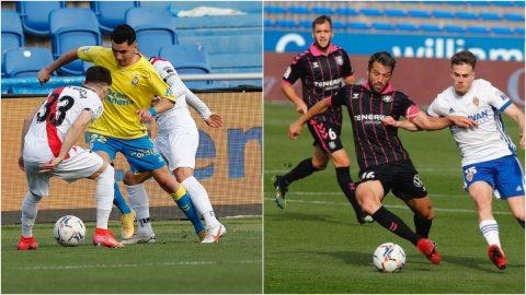 UD Las Palmas y CD Tenerife