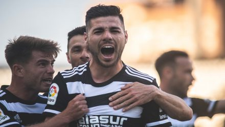Cristian López FC Cartagena