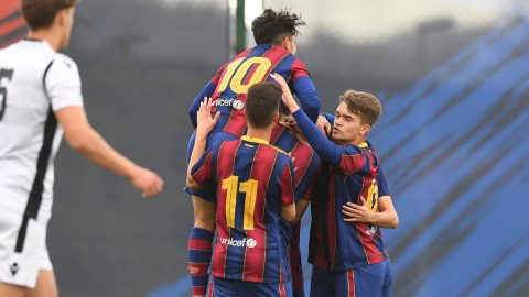 FC Barcelona A DHJ