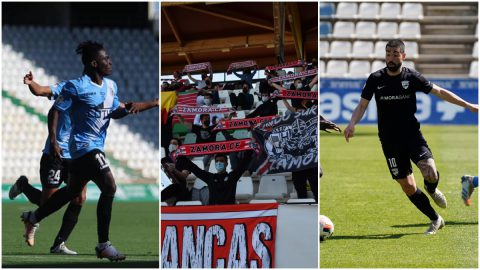 RB Linense, Zamora CF y FC Andorra segunda b
