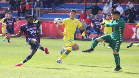 Yeclano Deportivo - Las Palmas Atlético