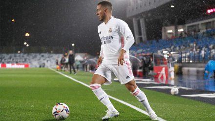 Eden Hazard jugador Real Madrid CF