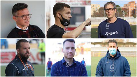 entrenadores tercera division comunitat valenciana