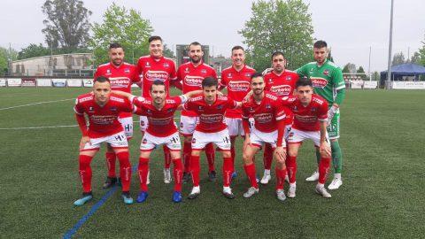 El CD Estradense se encomienda a los goles de Juanin.