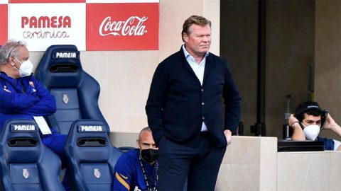 Koeman entrenador FC Barcelona