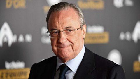 Florentino Pérez presidente Real Madrid CF