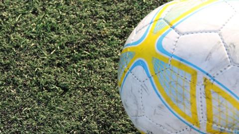 Balón Federación Canaria