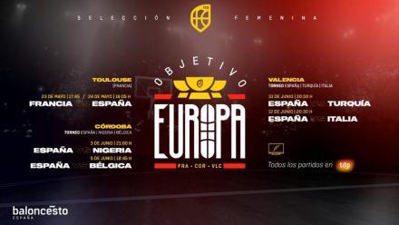 baloncesto-femenino-españa-objetivo-europa