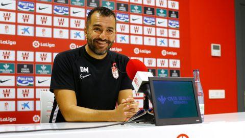 Diego Martinez Granada CF
