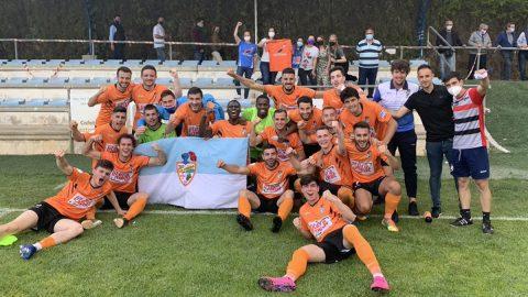 CD Binéfar celebra semifinales El Tejar
