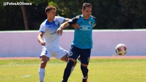 Jugadores Olivenza y CP Valdivia