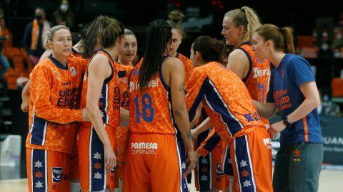 Charla técnica del Valencia Basket Femenino