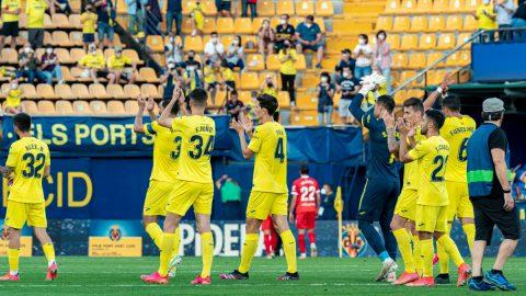 El Villarreal agradece el apoyo de su gente