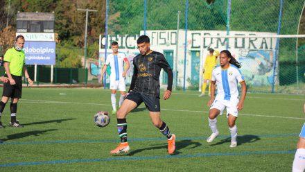 Adnan jugador ED Moratalaz