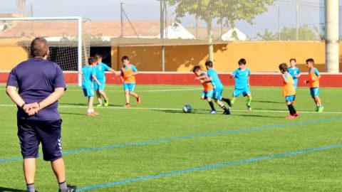 Fútbol Base FC Jove Español