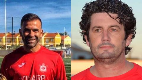 Cambio entrenador UD Portuarios-Disarp