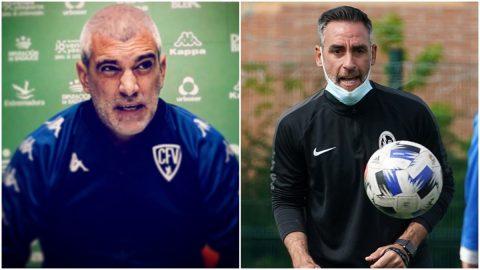 Javier Álvarez de los Mosos y Abel Gómez