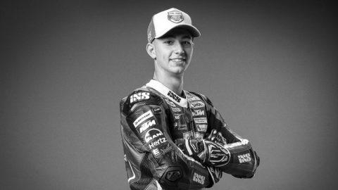 Jason Dupasquier piloto Moto 3