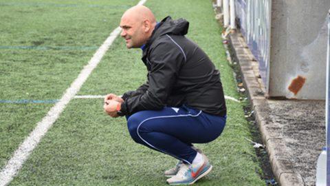 Fermín Álvarez renueva entrenador CD Covadonga