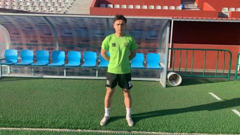 Ge Wenjun jugador de CD Unión Puerto