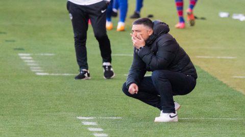 García Pimienta Barça B