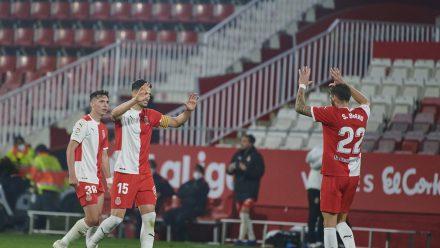 Jugadores Girona FC