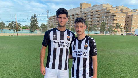 Juveniles debutan con CD Castellón B