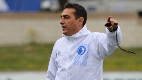 Carlos Salvachúa técnico Las Rozas