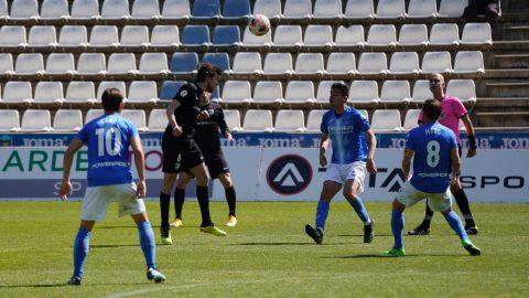 Jugadores del Lleida