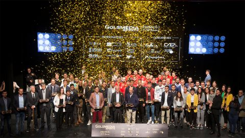 Premios Golsmedia 2019