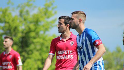 Jugadores FC Villanueva del Pardillo y Aranjuez