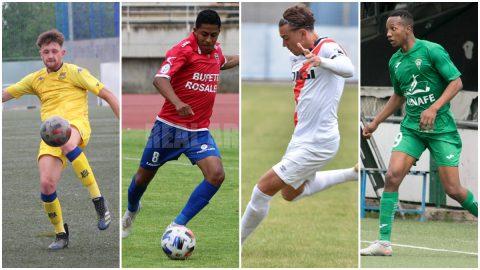 Mosaico jugadores Tercera División Grupo 7